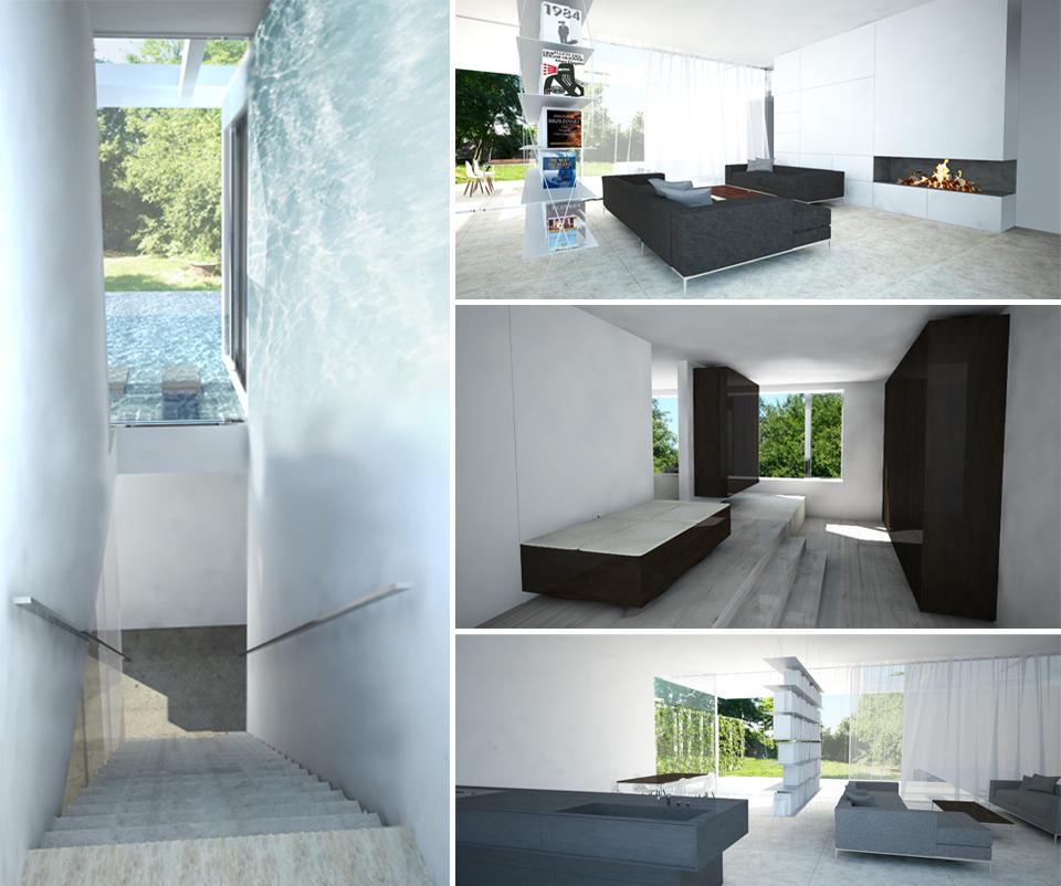Haus am Bisamberg - Interior