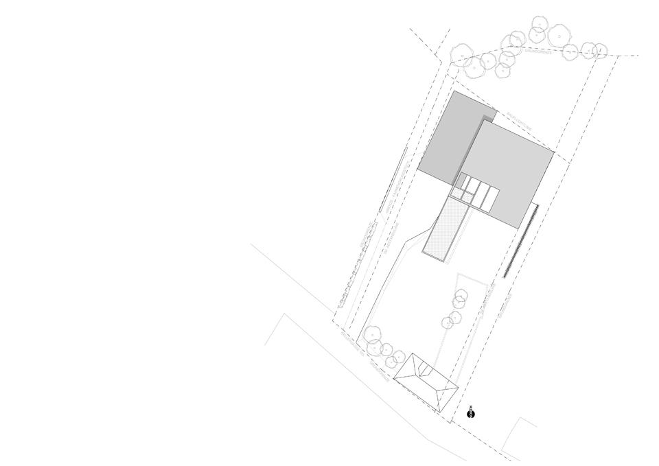 Haus am Bisamberg - Lageplan