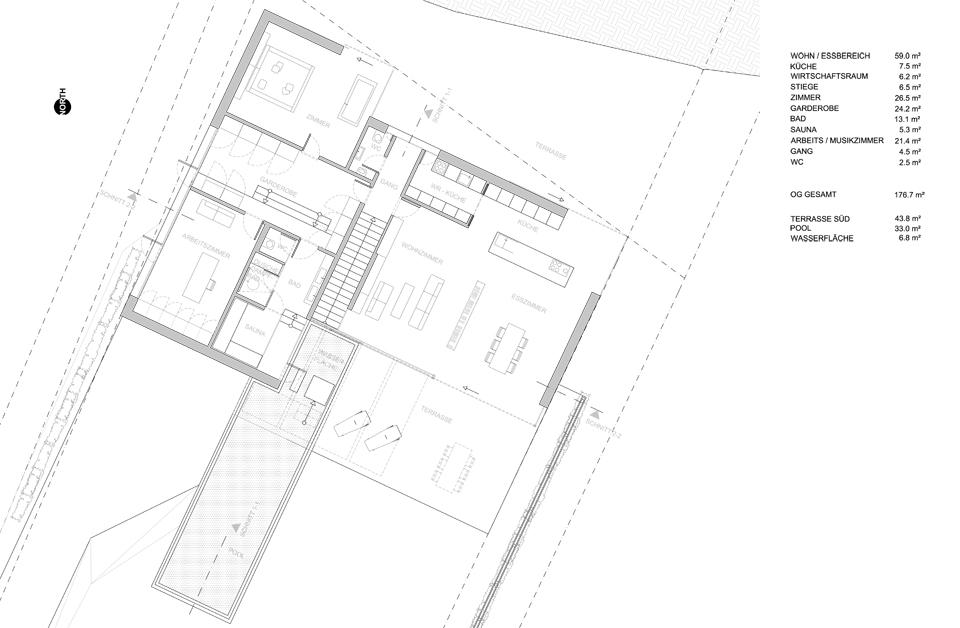 Haus am Bisamberg - OG
