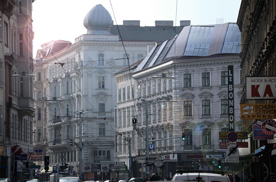 Perspektive Taborstraße